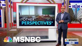 """Velshi """"The American Public Education System Has Lost The Plot"""""""