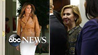 Melania Trump issues rare public attack against WH aide