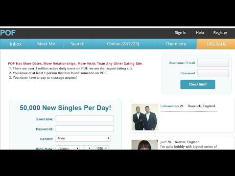 POF Login | POF.com LOGIN & SIGN IN | Plenty of Fish Online Dating
