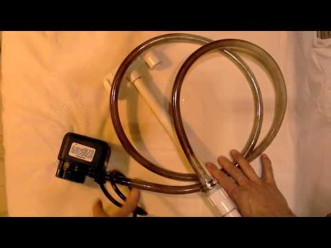 Aquarium Cleaning ☆ How to Clean Pipes & Tubing