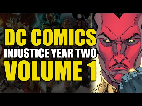 How Sinestro Corrupts Superman (Injustice Gods Among Us: Year Two Volume 1)