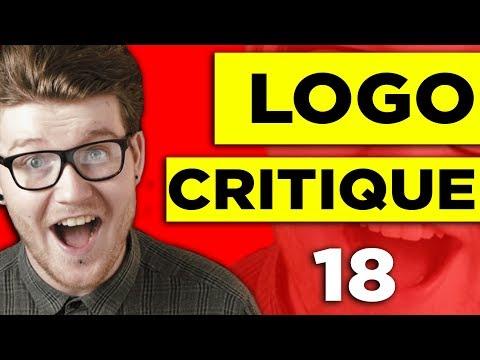 🤓Logo Design Subscriber Critique!!! Ep: 18