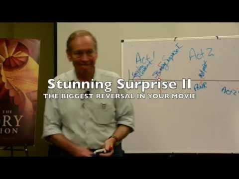 Eric Edson - Write A Shocking Reversal For Act Two Of Your Screenplay: Stunning Surprise 2