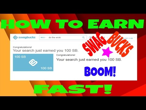 How To Get Free Giftcards | SwagBucks Hack 2017 | Working