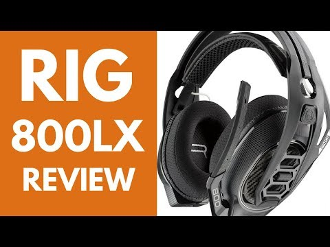 Plantronics Rig 800 LX Review