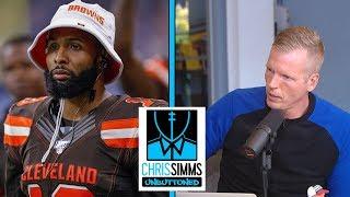 Odell Beckham Jr. felt trade from Giants was 'personal' | Chris Simms Unbuttoned | NBC Sports