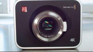 5 Reasons to Buy a Blackmagic 4K Production Camera