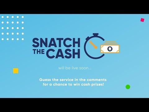 Snatch The Cash - Episode 1