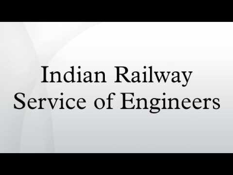 Indian Railway Service of Engineers