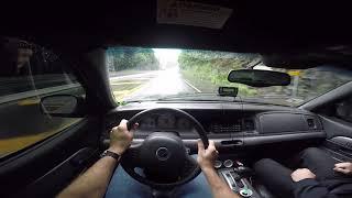 Driving a Mercury Marauder
