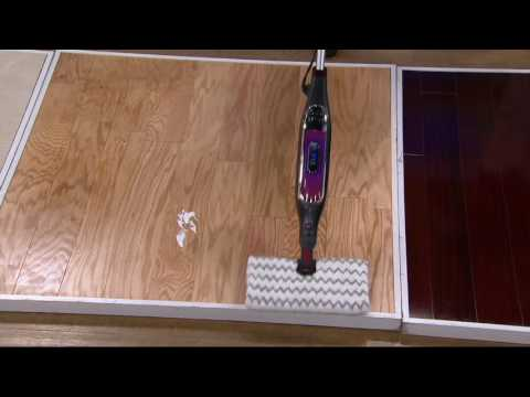 Shark Genius Steam Pocket Mop System with Floor Cleaner on QVC