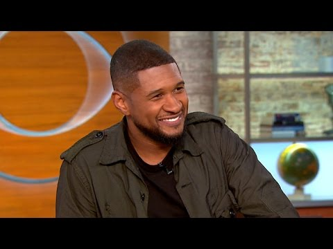 Usher on racial injustice, inspiration behind new song,