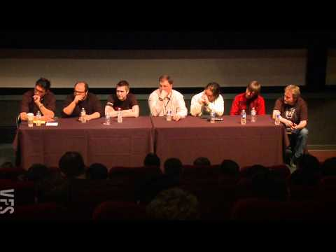 Panel Discussion: The Business of Games (Part 2 of 2)