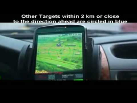 iPhone apps and Android apps helps you dodge Red Light Cameras and Speed Cameras!