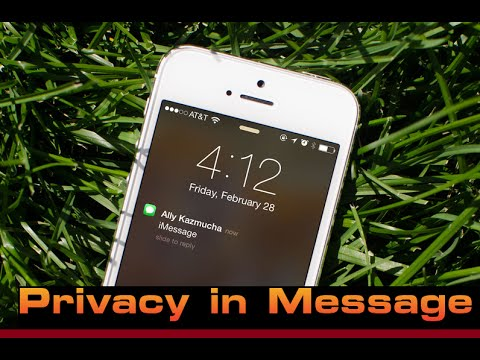 How To Turn Off Imessage Message Previews Iphoneproblemz