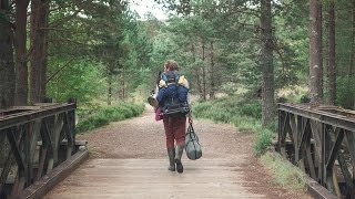 | Landscape Photography: Cairngorms | The Ryvoan Pass and wild camping
