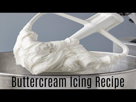 Wilton's Buttercream Icing Recipe!