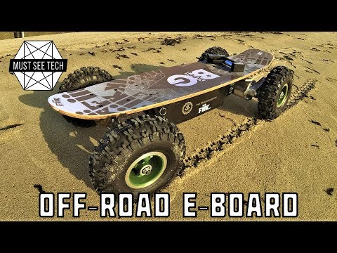 Top 10 Off-Road Electric Skateboards and Motorized Longboards of 2018