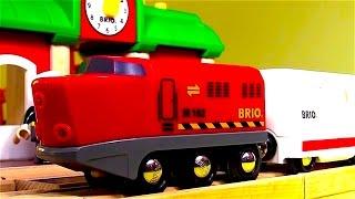 Trenes infantiles - Trenes para niños en español - Videos para niños