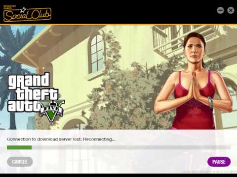 Rockstar Update Service Doesn't Work