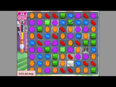 Candy Crush Saga level 763 NO BOOSTERS