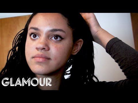 Homelessness Was This Teenager's Biggest Secret | Glamour