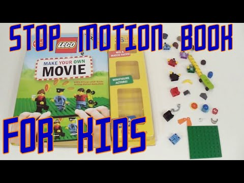 REVIEW: Lego Make Your Own Movie Book