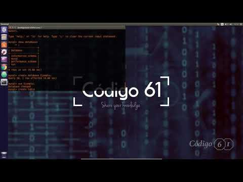 Instalar MySQL en Linux | Ubuntu 16.04.3 | Linux Mint 18.3