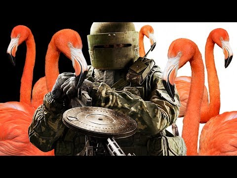 LORD TACHANKA'S PELICAN ADVENTURE!? - Rainbow Six: Siege Outbreak Mode (Zombie Mode Funny Game Play)