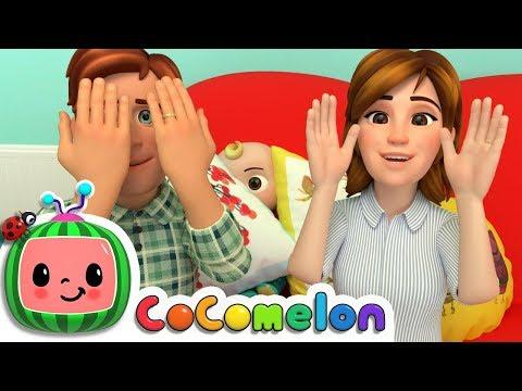 Peek A Boo Song | ABCkidTV Nursery Rhymes & Kids Songs