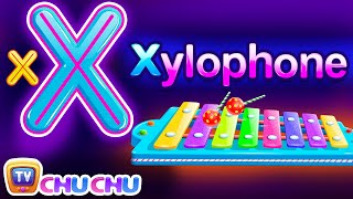 Phonics Song (xylophone Version) - A For Apple - Abc Alphabet Songs With Sounds For Children