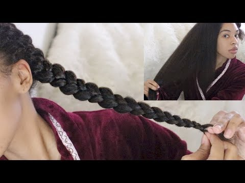 Length Retention REGIMEN/ ROUTINE for type 3b to 4c hair | Natural Hair