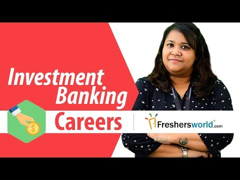 All You Should Know About Investment banking Courses - Skills Required, Job Prospects
