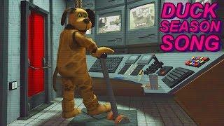 THE DUCK SEASON SONG | Duck Season #5 FINAL EPISODE (ALL ENDINGS COMPLETE)