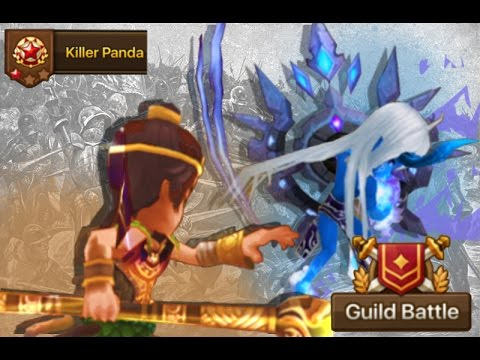 Summoners war: my guild war teams!