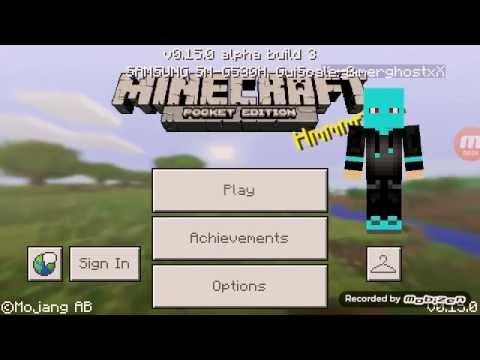 High jump|minecraft pe 0.15.0