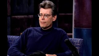 Stephen King: Good Horror Is Like A Peanut Butter Cup    Late Night With Conan O'Brien