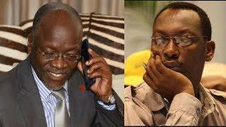 """""""mnasema Jpm Anaua Upinzani / Upinzani Wa Ubeberu"""" - Dkt Bashiru"""