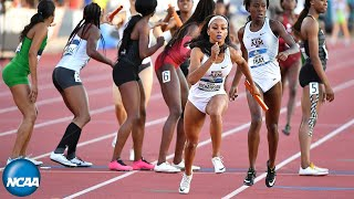 Women's 4x400m relay - 2019 NCAA Outdoor Track and Field Championships