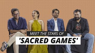 Sacred Games | Cast Reveals What