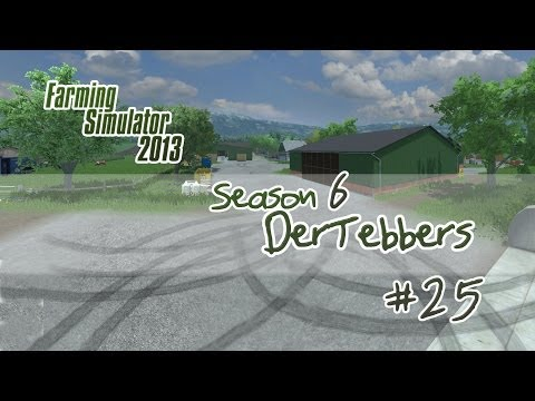 Farming Simulator 2013 - S6E25 - Saving For Slurry and Seed