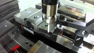 Renishaw Part Probing on Haas VF2 SSYT - PakVim net HD