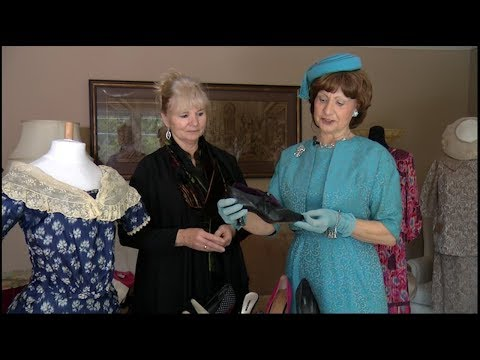 The Vintage Clothing Lady - The Community Producers