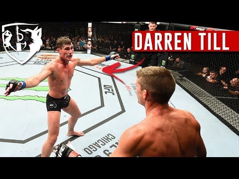 How Darren Till was able to Defeat 'Karate Master': Wonderboy Thompson