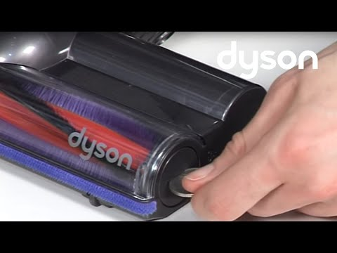 Dyson DC59, DC59 & DC72 Motorhead, DC62 or DC74 Fluffy - Checking for blockages