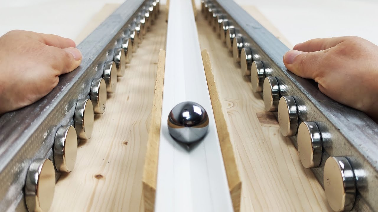 Magnetic Accelerators | Magnetic Games