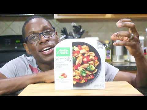 Healthy Choice Low Sodium Frozen TV Dinner