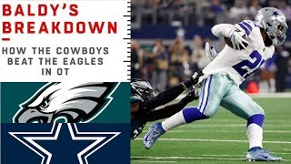 Download How the Cowboys Beat the Eagles in OT | NFL Film Review Video