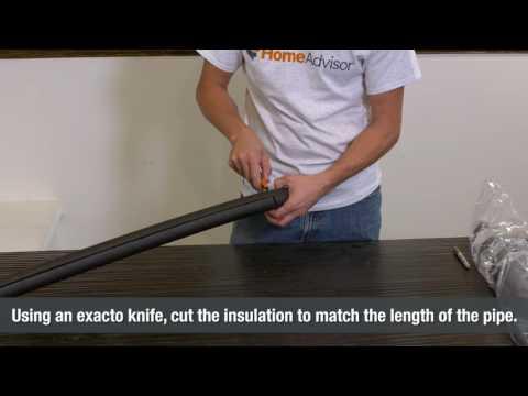How to Prevent Freezing Pipes - HomeAdvisor Home Hacks