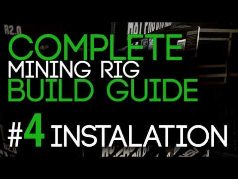 4# Installation Windows/Drivers - The Complete Mining Rig Build Guide